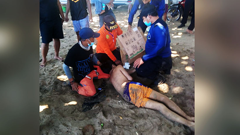 Dua Remaja Asal Wagir Hampir Tewas Tenggelam Di Balekambang