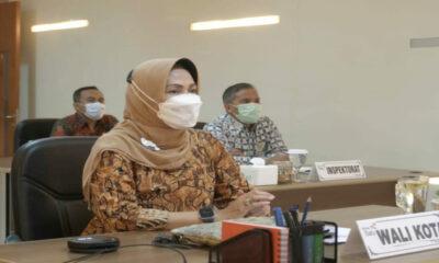 Wali Kota Batu Hadiri Entry Meeting Bersama BPK Perwakilan Jatim