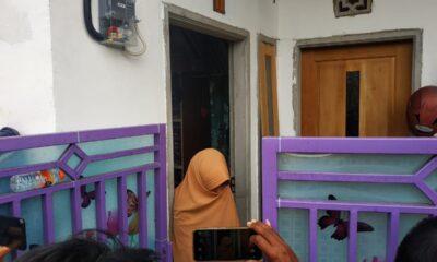 Densus 88 Sita Panah Dan Samurai Dari Terduga Teroris Di Pakis Malang