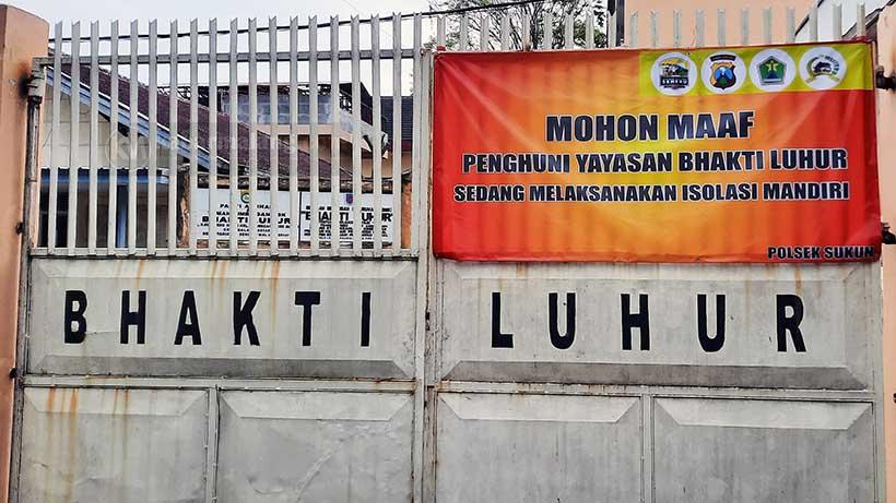 37 Pasien Klaster Bhakti Luhur Keluar dari RS Lapangan Idjen