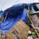 Akibat Hujan Deras, Dapur Rumah Warga Mergosono Malang Ambrol