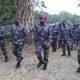 Kunjungi Pantai Baruna, KASAL : Ombak Besar Mampu Tempa Marinir
