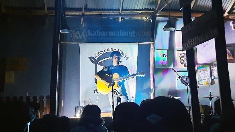 Konser Sederhana Eunoia Tour 2021 Malang, Hadirkan Iksan Skuter