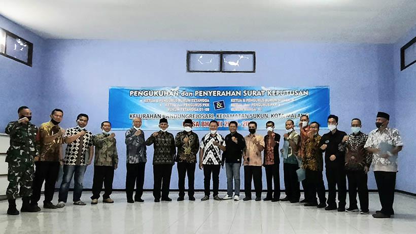 Wawali Bung Edi Dorong Warga Jaga Kerukunan di Kota Malang