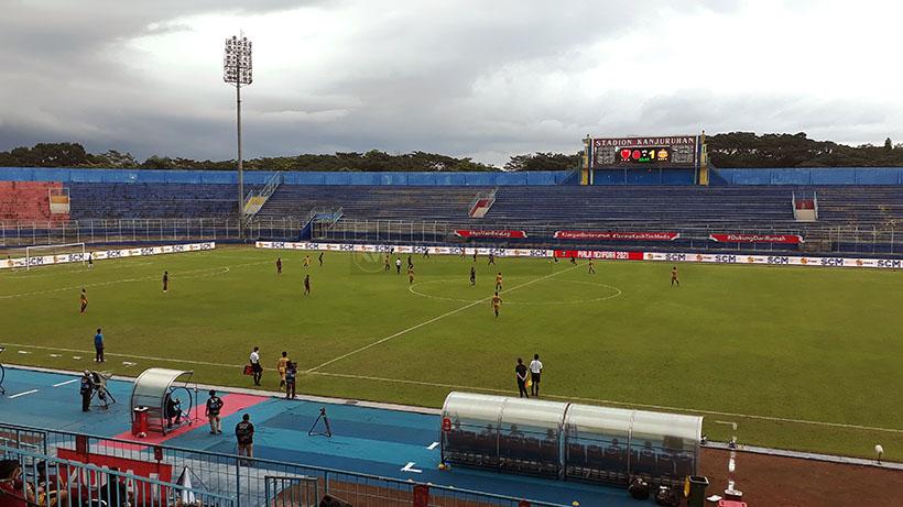 Bhayangkara Solo FC vs PSM Makassar Imbang 1-1