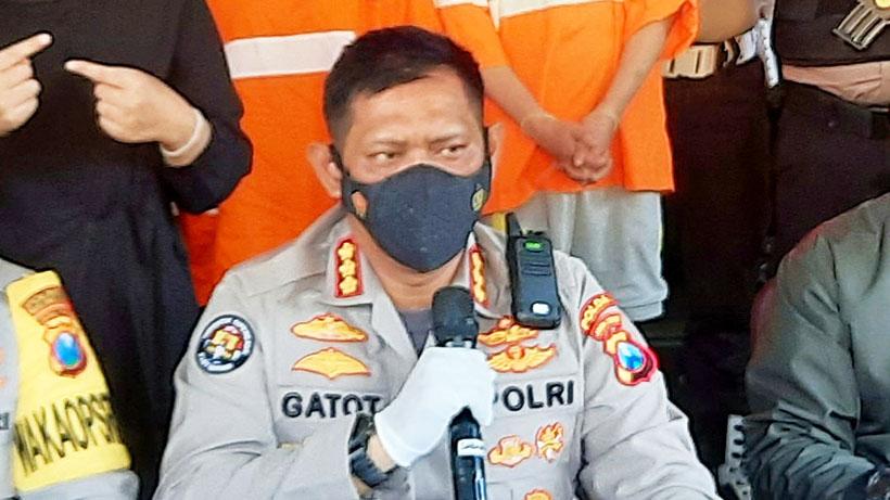 Cegah Terorisme, Polda Jatim Ketatkan Keamanan Mako Dan Objek Vital