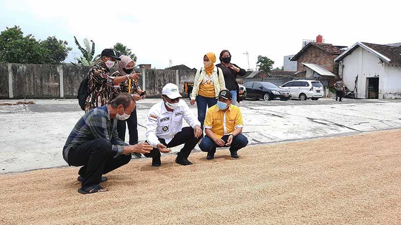 DPD Golkar Kota Malang Gelorakan Beli Beras Langsung Dari Petani