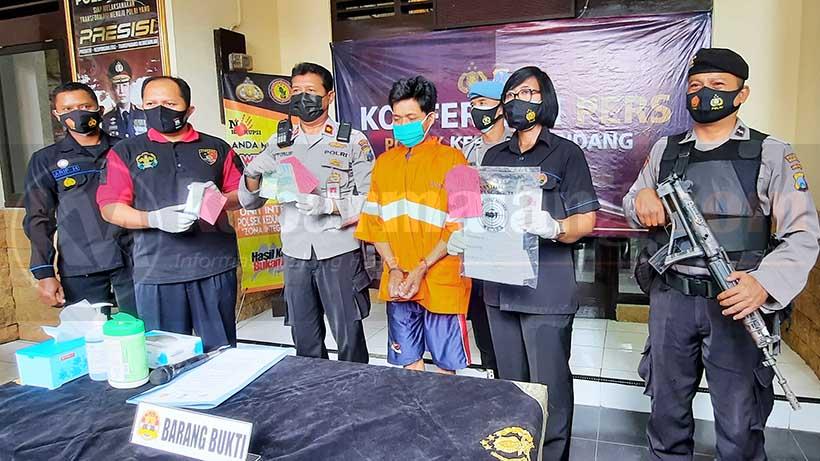 Bongkar Judi Togel, Polisi Ringkus 1 Bandar di Malang