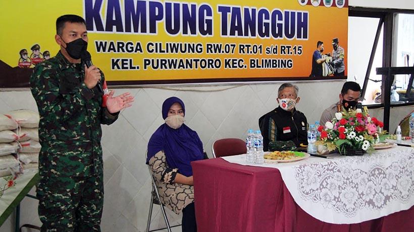 Kapolresta : Kota Malang Keluar Dari Zona 15 Besar Covid-19 Jatim