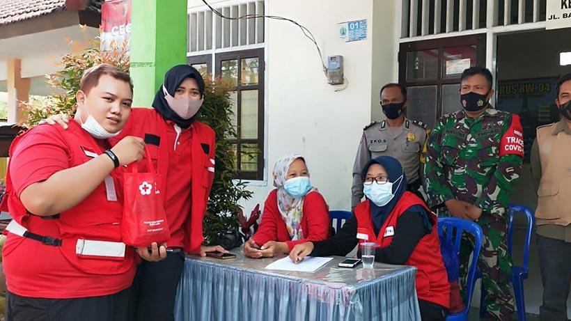 Kodim 0833 Kota Malang Getol Kawal Kegiatan Kemasyarakatan