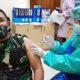 Kodim 0833 Genapkan Vaksinasi Anggotanya, 35 Orang Suntik Vaksin