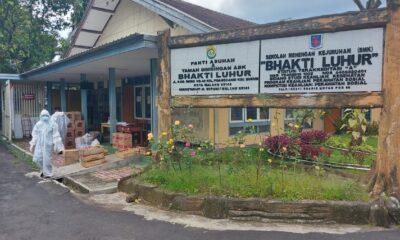 Panti Asuhan Bhakti Luhur Malang Ketularan Massal, 170 Positif