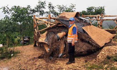 Hujan Deras Guyur Kabupaten Malang, 3 Desa Panen Bencana