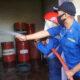 Dua Orang Luka Bakar Akibat Pom Mini Meleduk Di Tajinan Malang