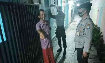 Tahlilan, Motor Warga Sawojajar Raib Di Jalan JA Suprapto Kota Malang