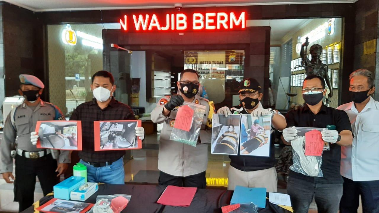 Demonstran Perusak Truk Polisi Di Kota Malang Terjerat Hukum