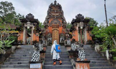 Nyepi di Kota Malang, Rangkaian Ritual Digelar Terbatas Karena Prokes