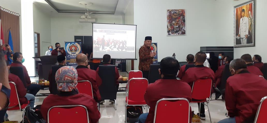 Ahmad Basarah Sosialisasi 4 Pilar, PWI Malang Raya Lanjut Raker