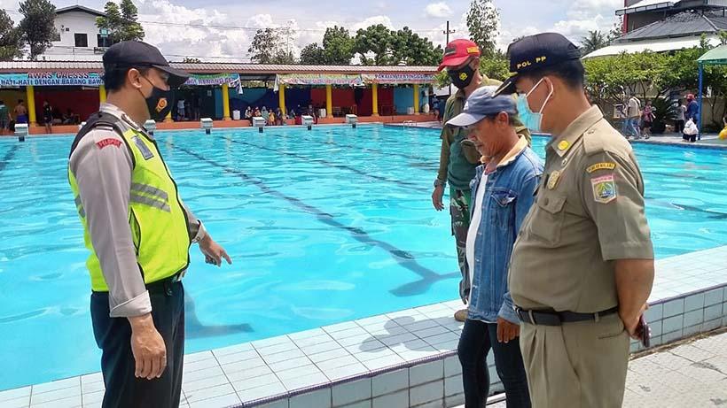 Balita Tenggelam Di Kolam Renang Cerme Pakisaji Kabupaten Malang