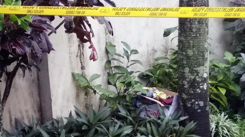 Warga Malang Temukan Bom Mortir Di Plafon Rumah Saat Renovasi
