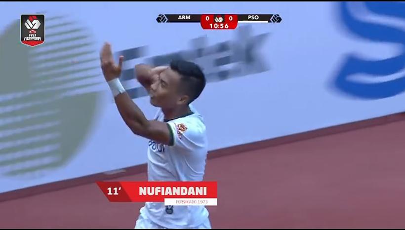 Babak Pertama Piala Menpora, Arema FC Kebobolan Sang Mantan