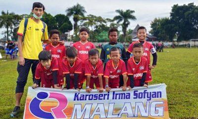 Turnamen Sinarmas 2021 U-10 Semarak, Porma Oranye Jadi Juara