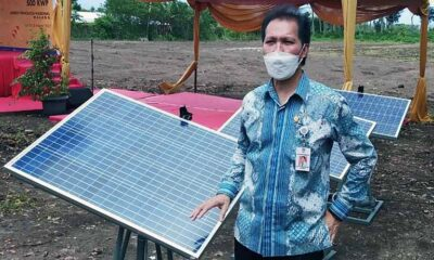 ITN Malang Pelopori Pembangunan PLTS 500 KWP Di Kampus 2