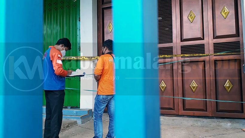 Anak Bunuh Bapak Kandung Di Dampit Kabupaten Malang
