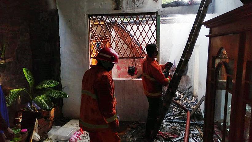 Kebakaran Dua Kali Sehari Di Malang, Damkar Peringkatkan Masyarakat