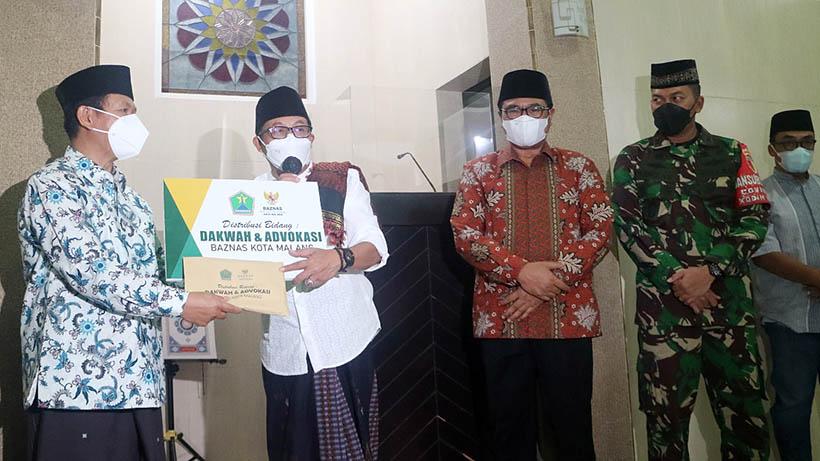 Forpimda Kota Malang Safari Ramadan Ke Masjid Surga Tunggulwulung