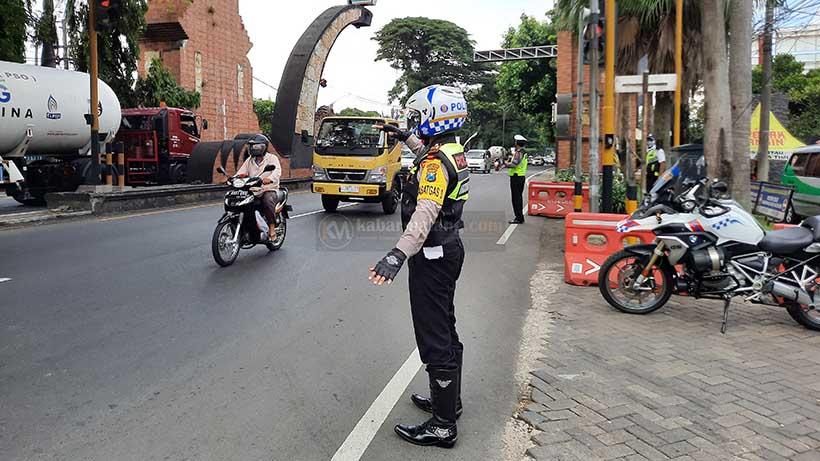 Larangan Mudik Lebaran, Polisi Siapkan Penyekatan Tapal Batas