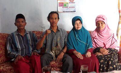 Sumantri, Warga Malang Nekat Bersepeda Ke Jakarta Demi Baim Wong
