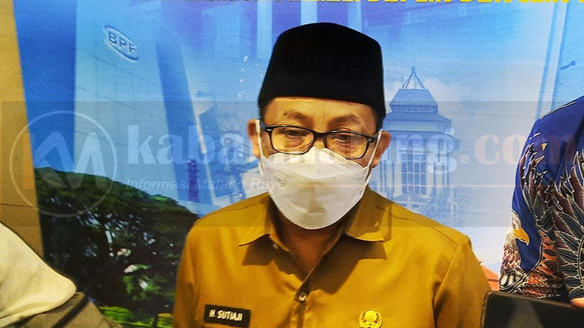 Wali Kota Malang Tanggapi Rumah Dinas Dilempari Pesawat Kertas