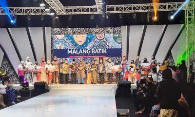 Recovery Sektor Ekonomi, Pemkot Gelar Malang Batik Festival 2021