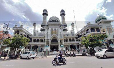 Pemkot Izinkan Salat Tarawih, Masjid Kota Malang Harus Ketatkan Prokes