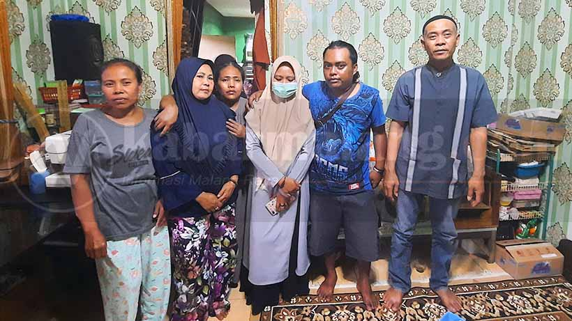 Merasa Janggal, Keluarga Jenazah Di Sengguruh Minta Otopsi