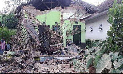 Gempa Dahsyat Di Malang Merenggut Tiga Nyawa, Kata BPBD