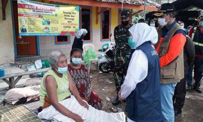 Korban Gempa Malang Tertimpa Atap, Tak Bisa Lari Karena Sakit