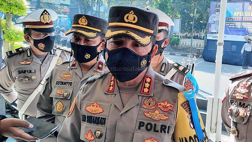 Polresta Malang Kota Gelar Operasi Keselamatan Semeru Selama 14 Hari