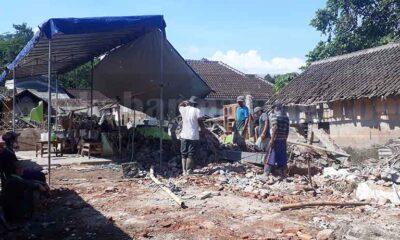 Sepekan Paska Gempa, Bantuan Di Majang Tengah Dampit Belum Turun