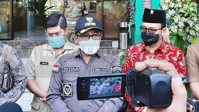 Akses Jalan Tikus Di Malang Disekat Polisi Selama Larangan Mudik