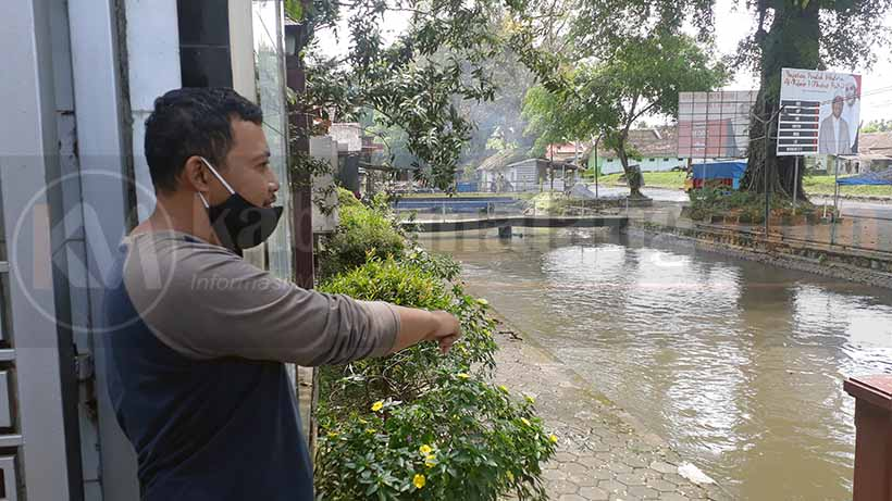 Pegawai Kontrak DPUSDA Meninggal Tenggelam Di Sungai Gondanglegi