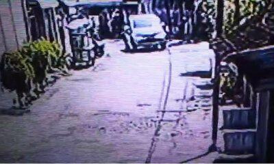 Anak 7 Tahun Di Lawang Tertabrak dan Terlindas Mobil Terekam CCTV