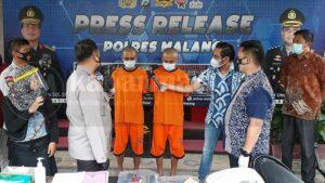 Polres Malang Tetapkan Dua Tersangka Atas Kematian Wanita Muda