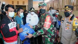 Bantu Korban Bencana, Forkopimda Kota Malang Datangi Posko Gempa