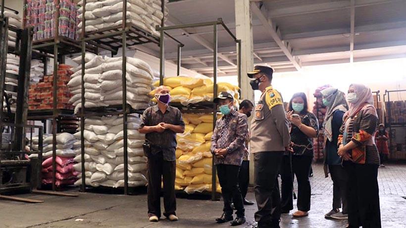 Pantau Harga Pangan, Pemkot Batu Gelar Operasi Pasar