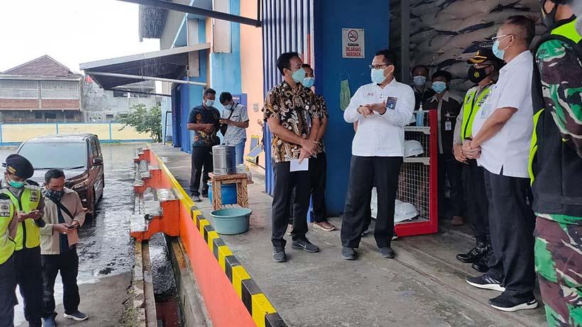 Budi Waseso Sidak Gudang Bulog Di Gadang Kota Malang