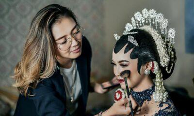 Make-up Artist Asal Malang Ini Disebut Mirip Ashanty