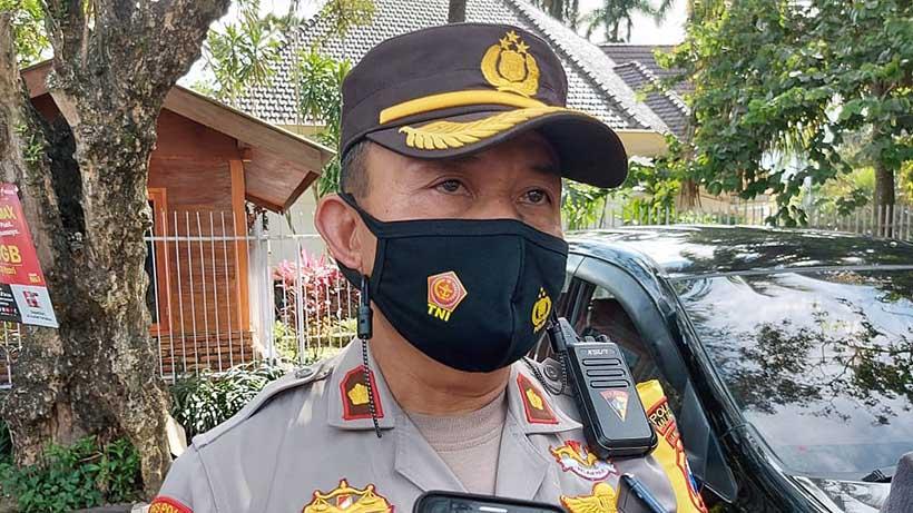 Amankan Paskah 2021, Polresta Malang Kota Siagakan 300-an Personel
