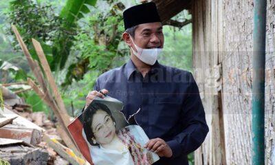 Temukan Foto Wapres Megawati Di Pengungsian, Ketua DPRD Terharu